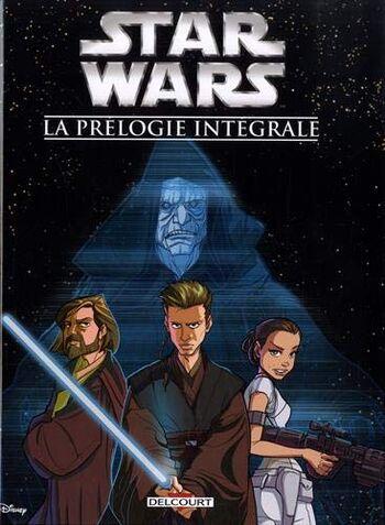 Star Wars : La Prélogie Intégrale (album jeunesse)