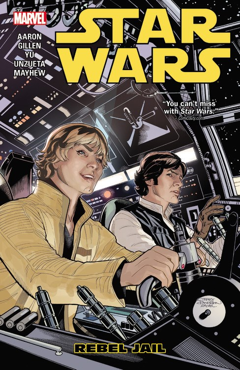 Star Wars: Prison Rebelle