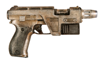 Pistolet blaster Glie-44