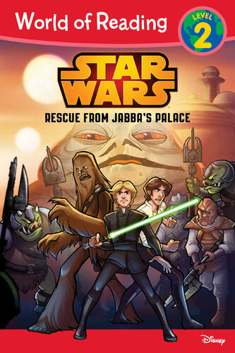 Rescue from Jabba's Palace