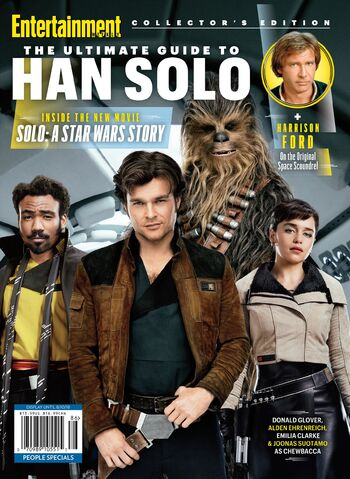 Entertainment Weekly's The Ultimate Guide to Han Solo
