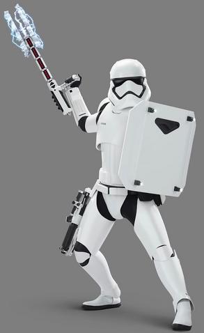 Stormtrooper antiémeute du Premier Ordre