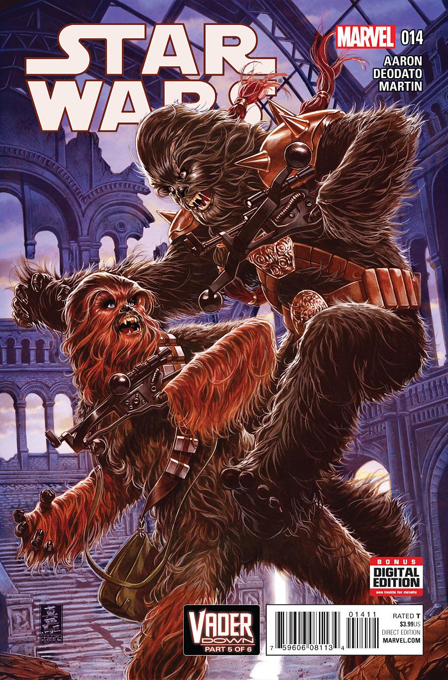 Star Wars 14: Vador Abattu 5