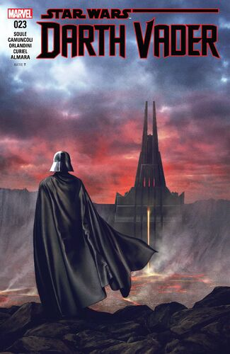 Dark Vador : Le Seigneur Noir des Sith 23 : La Forteresse de Vador 5
