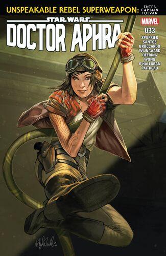 Docteur Aphra 33: L'effroyable super-arme rebelle 2