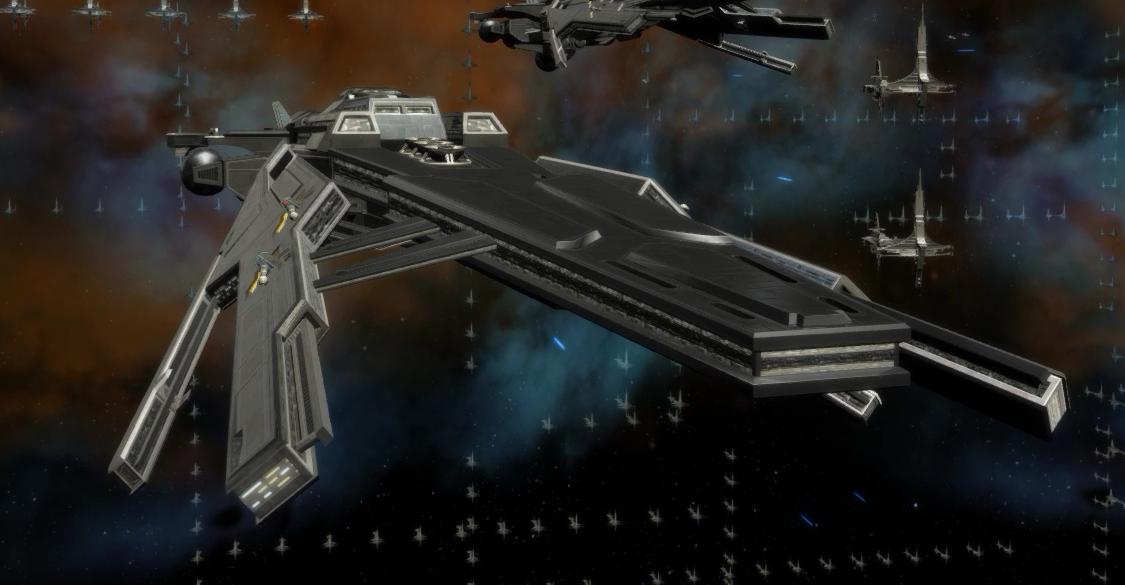 Vaisseau amiral de Vaylin