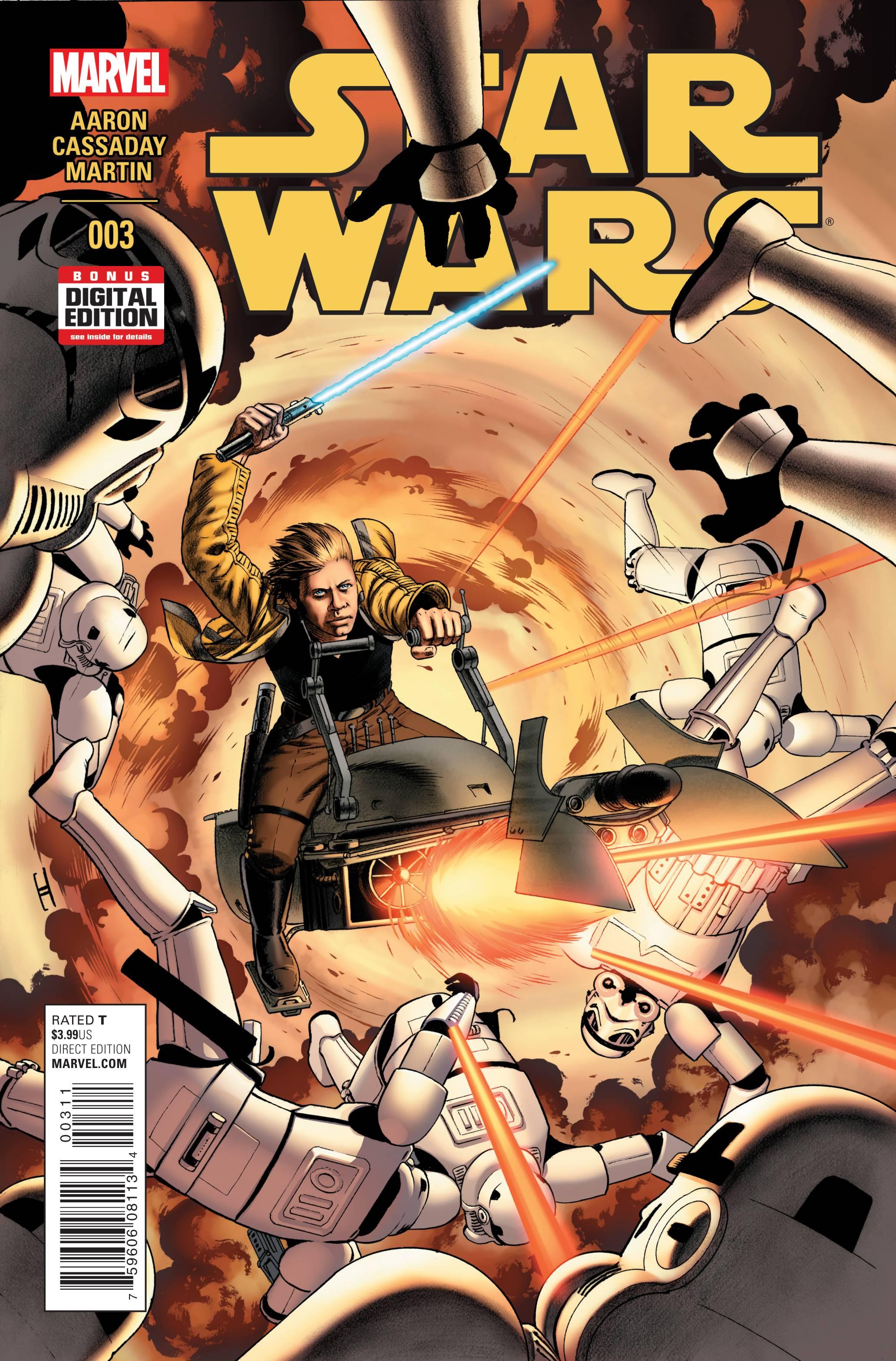 Star Wars 3: Skywalker passe à l'Attaque 3