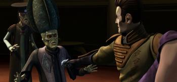Un Espion au Sénat