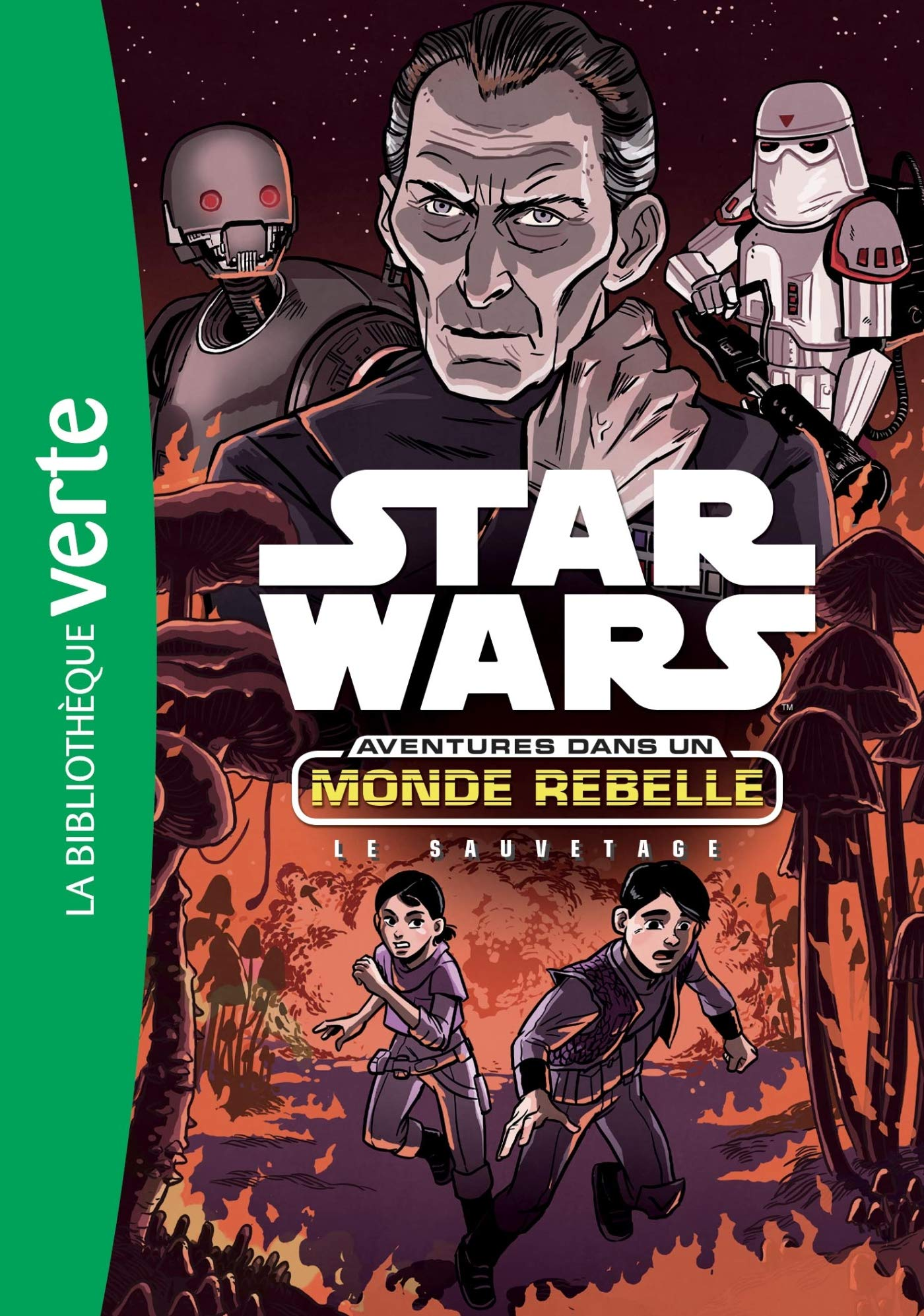 Aventures dans un Monde Rebelle : Le Sauvetage