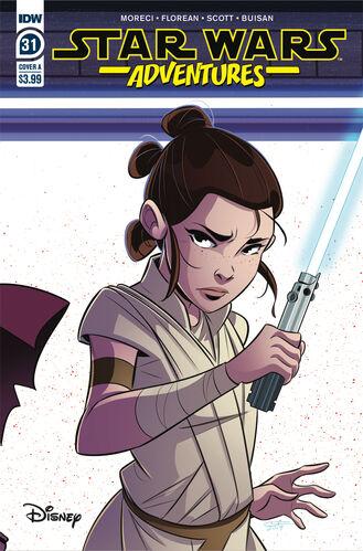 Star Wars Aventures 31
