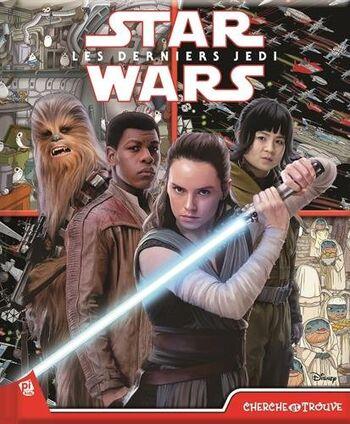 Star Wars : Cherche et trouve - Les Derniers Jedi