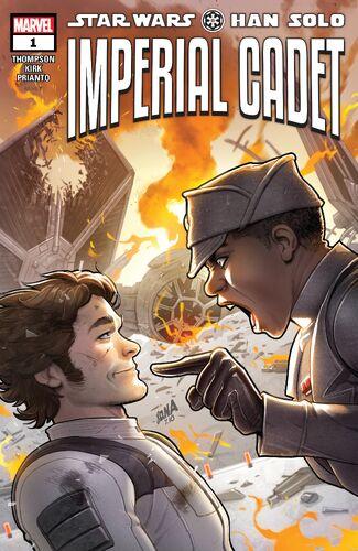 Han Solo : Cadet Impérial 1