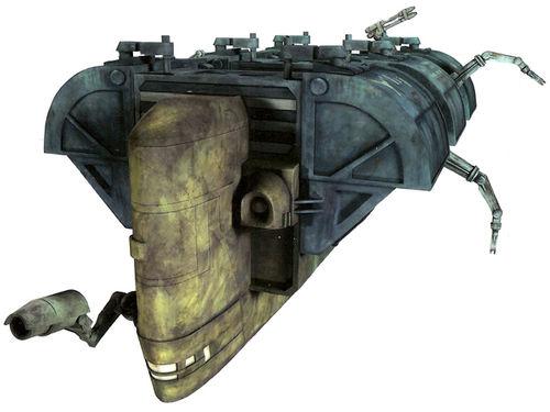 Vaisseau de sauvetage GS-100