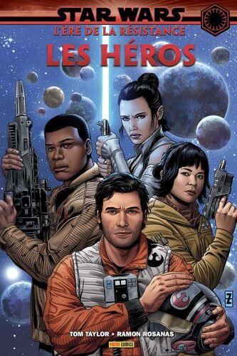 Star Wars : L'Ère de la Résistance — Les Héros