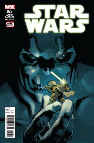 Star Wars 29: La Guerre Secrète de Yoda 4