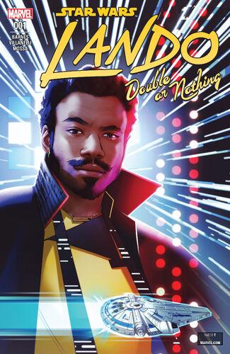 Lando : Quitte ou double 1