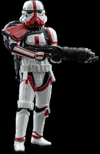 Stormtrooper Incinérateur