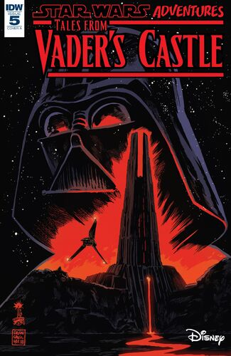 Tales from Vader's Castle 5: The Terror of Darth Vader
