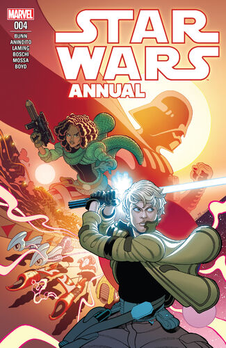 Star Wars Annuel 4