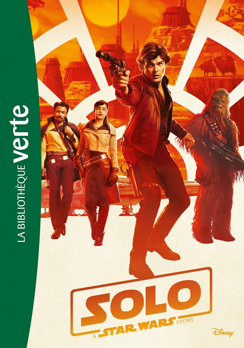 Solo: A Star Wars Story (roman jeunesse)