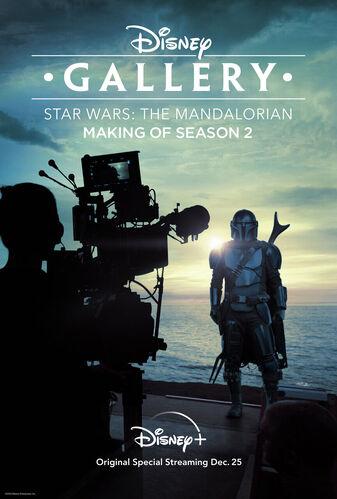 Disney Les Making-Of : The Mandalorian : Les coulisses de la Saison 2
