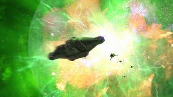Mission pour détruire un cristal Kyber