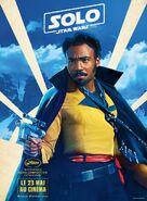 Lando Solo poster 2
