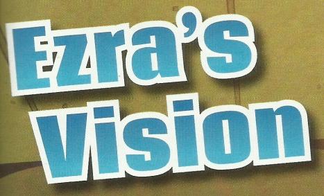 La vision d'Ezra