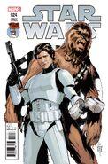 Star Wars 24 Mile High Comics