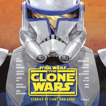 The Clone Wars: Stories of Light and Dark (livre audio)