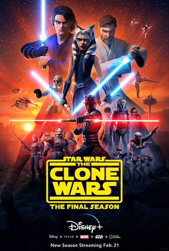 Saison 7 de Star Wars: The Clone Wars