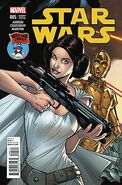 Star Wars Vol 2 5 Mile High Comics Variant