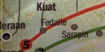 Fedalle