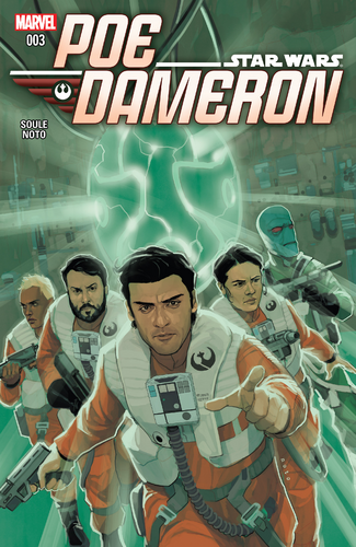 Poe Dameron 3: L'Escadron Black 3