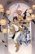 Star Wars Princess Leia Vol 1 2 Textless