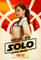 Solo A Star Wars Story Qira character poster 2