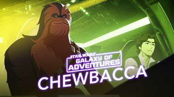 Chewbacca, le co-pilote de confiance