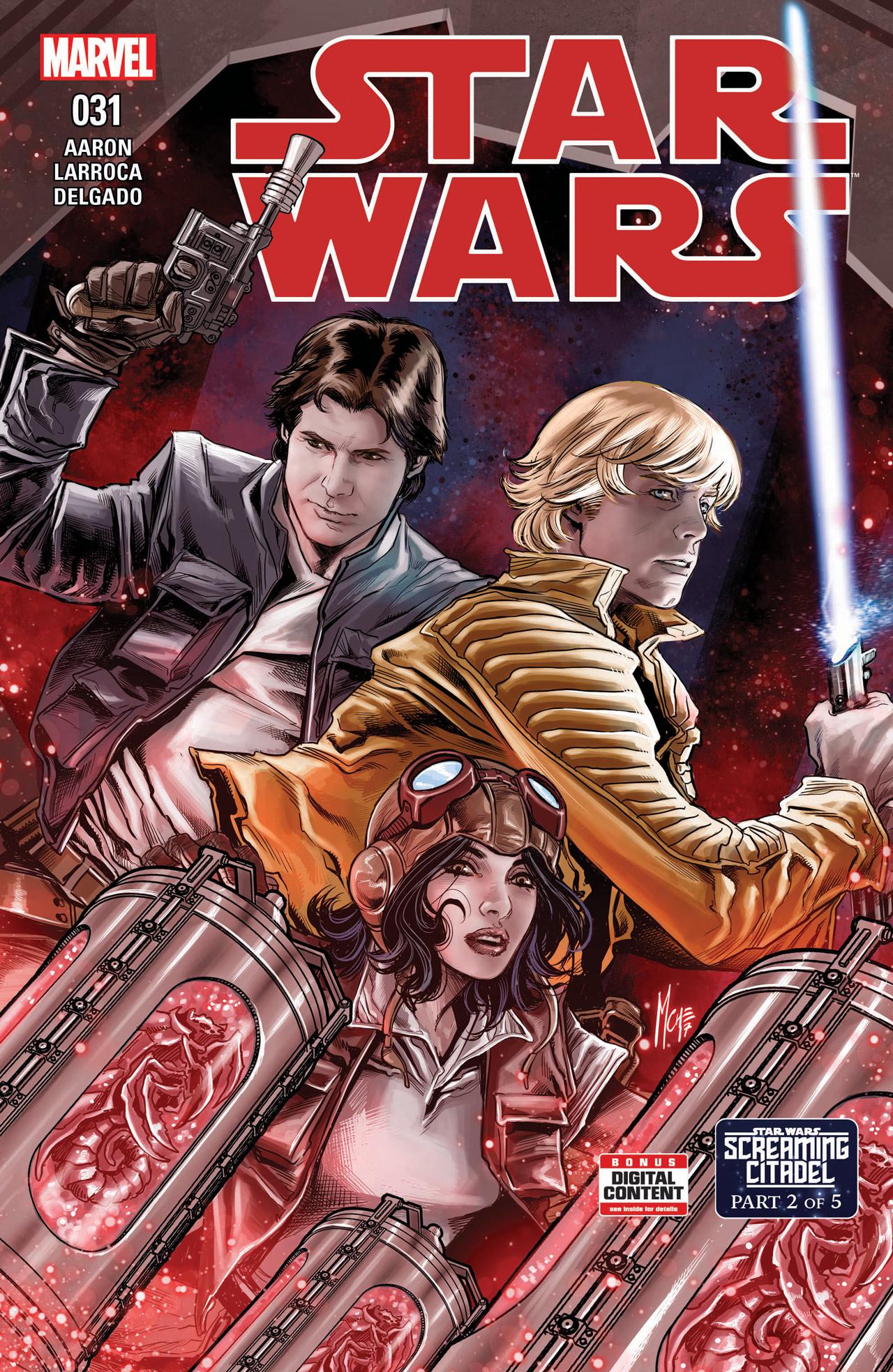 Star Wars 31: La Citadelle Hurlante 2
