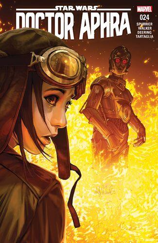 Docteur Aphra 24: Un Plan Catastrophique 5