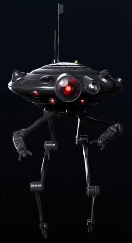 Droïde chercheur ID10