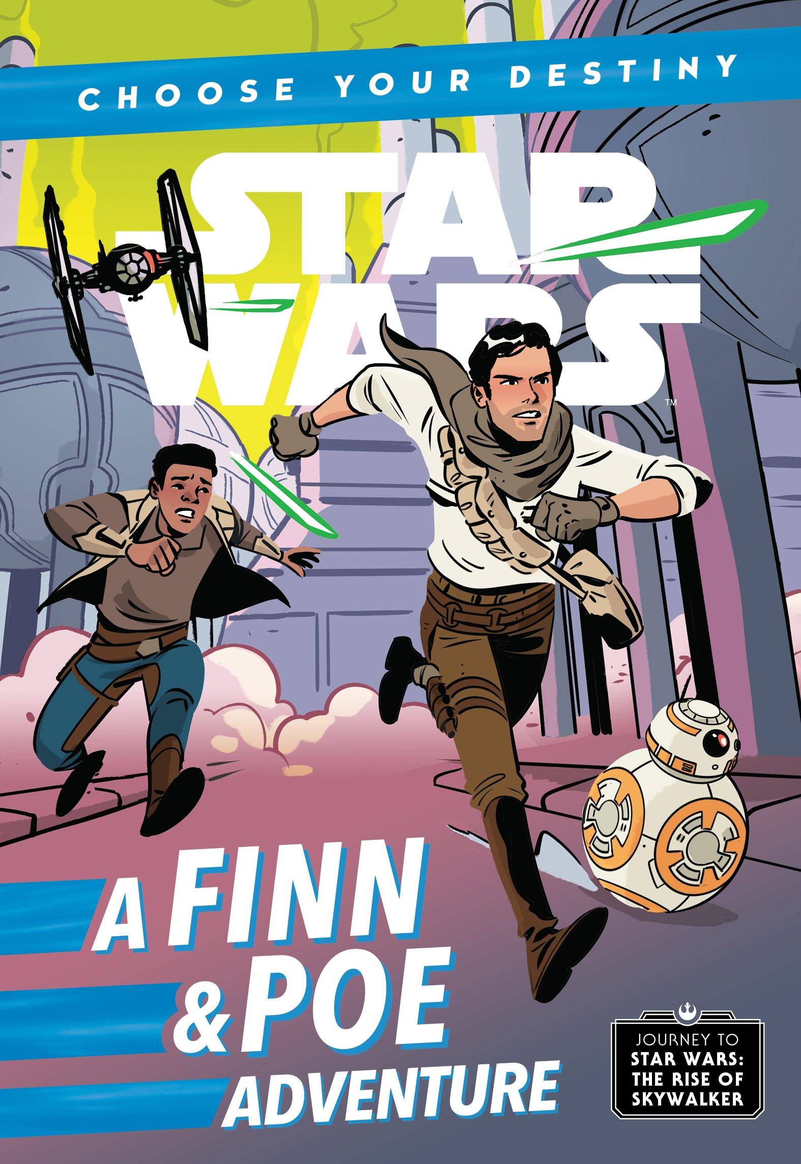 Choose Your Destiny: A Finn & Poe Adventure