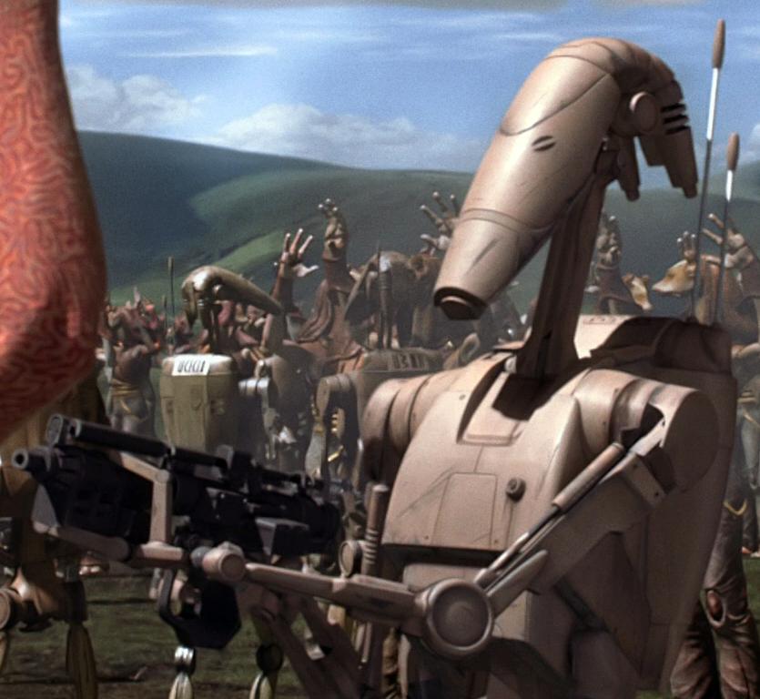 1138 (droïde)/Légendes