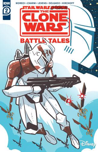 The Clone Wars – Battle Tales 2