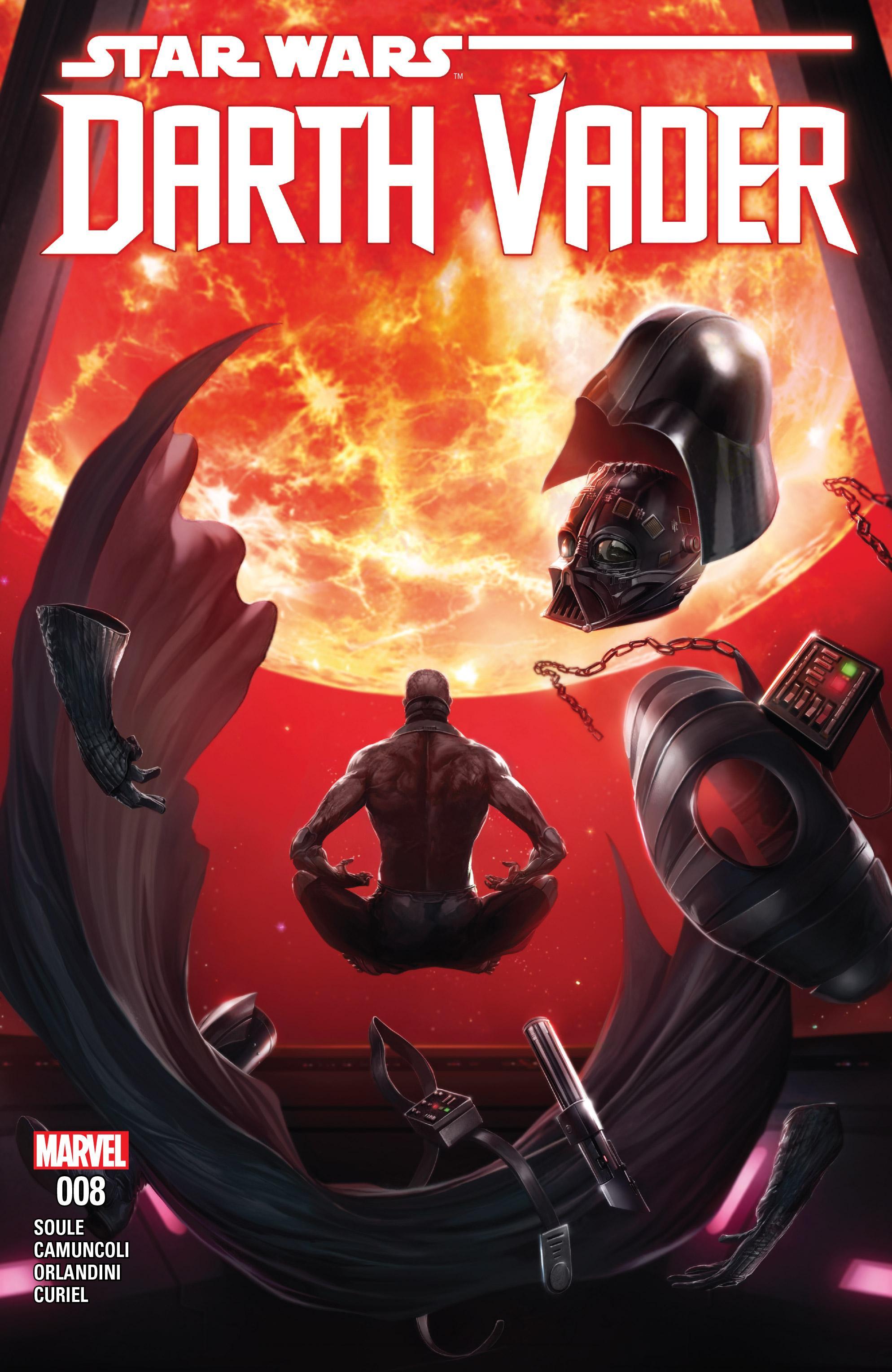 Dark Vador: Seigneur Noir des Sith 8: Les Ténèbres Étouffent la Lumière 2