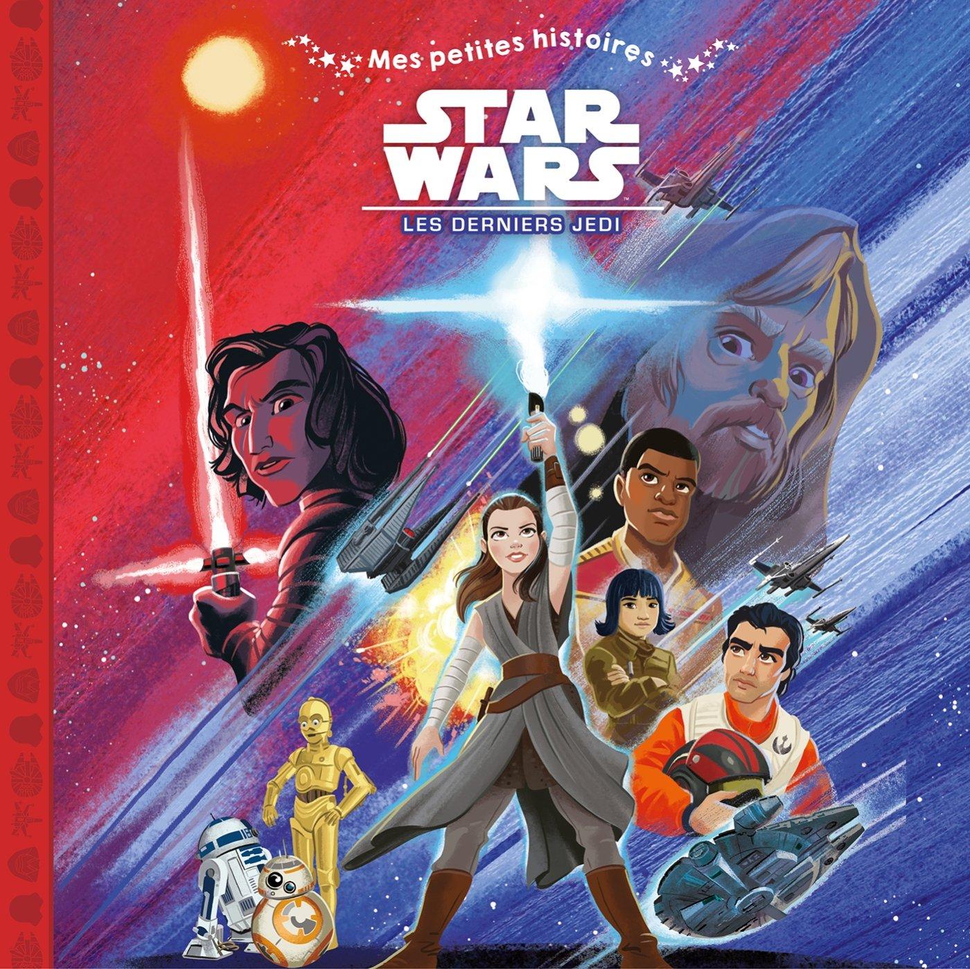 Les Derniers Jedi (Hachette Jeunesse)