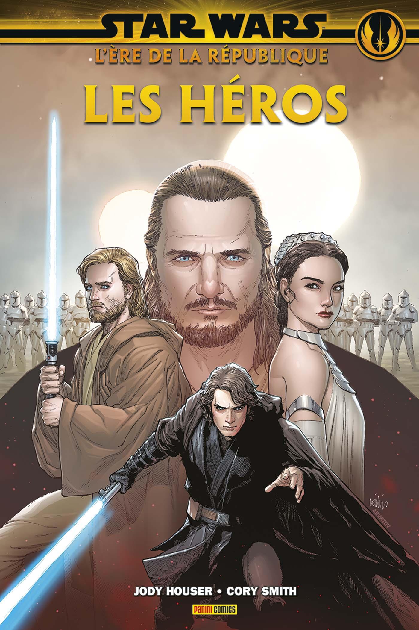 Star Wars : L'Ère de la République — Les Héros