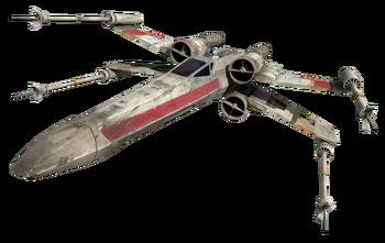 X-Wing T-65B