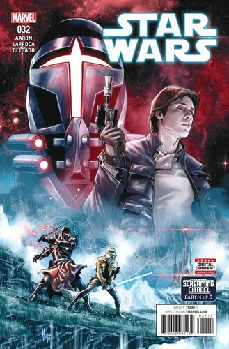 Star Wars 32: La Citadelle Hurlante 4