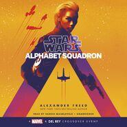 L'Escadron Alphabet (livre audio)