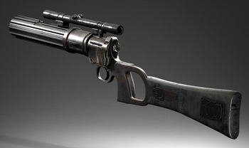Carabine blaster